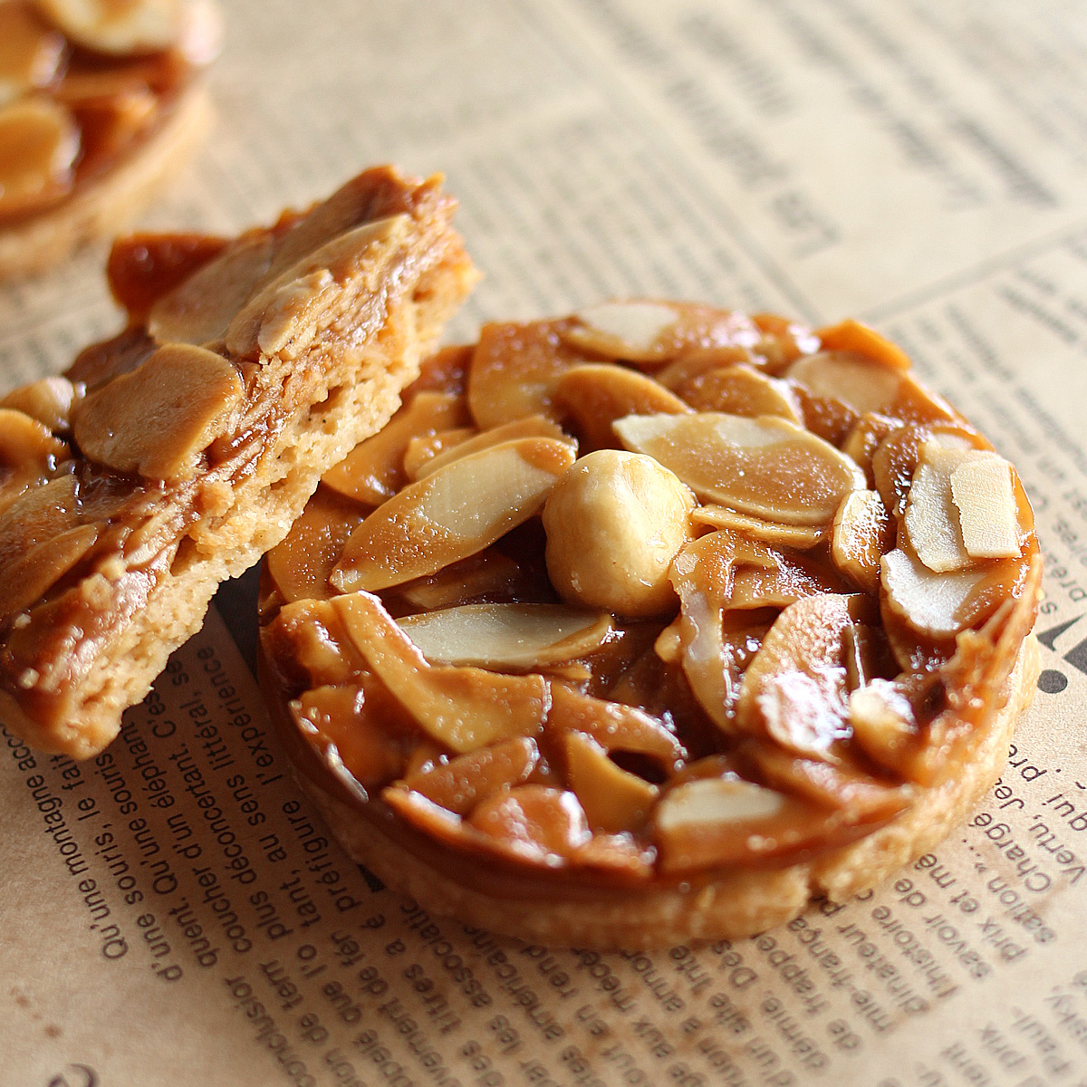木の実のクッキー
