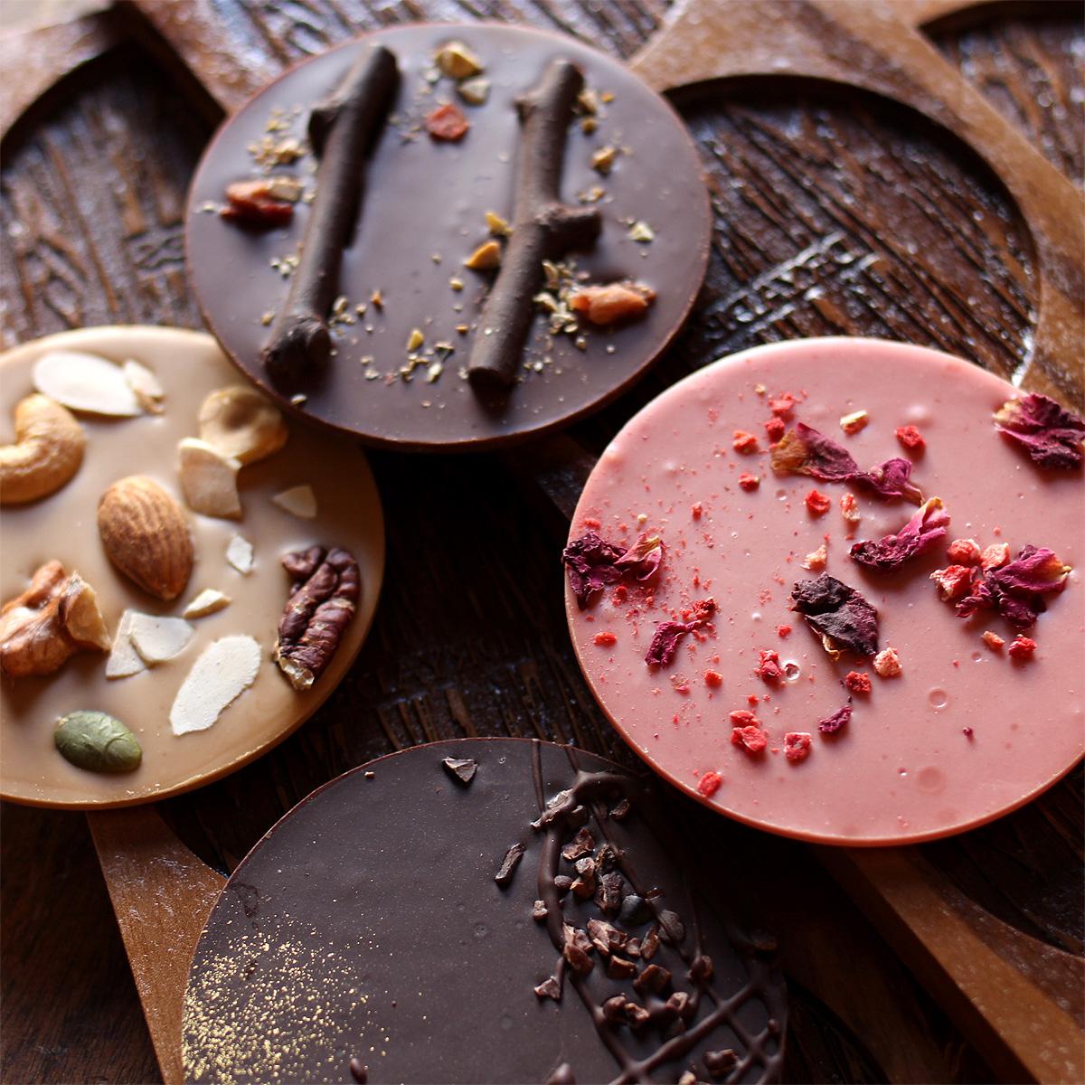 ディスクチョコレート
