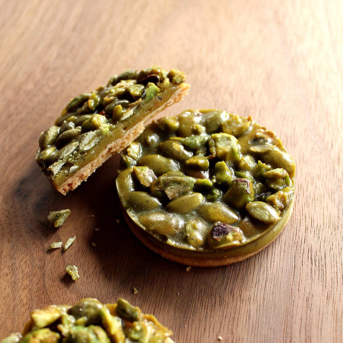 木の実のクッキー(ピスタチオ)の販売について