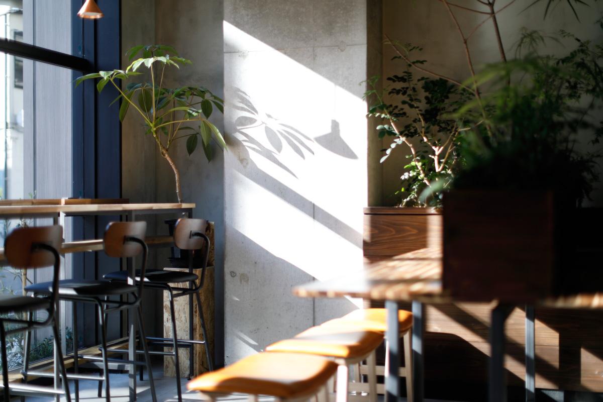カフェ&スイーツショップ